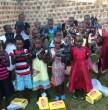 Christmas Shoe Campaign for Rwanda