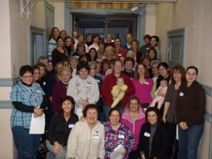 """First """"Class"""" of the SFX Women of Grace)"""