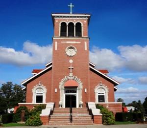 St Francis Xavier Church Acushnet MA