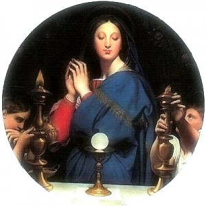 ingres_the_virgin_of_the_host_2