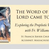 Scripture Study on the Prophets